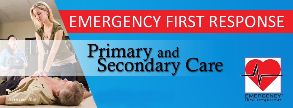 EFR Primary & Secondary