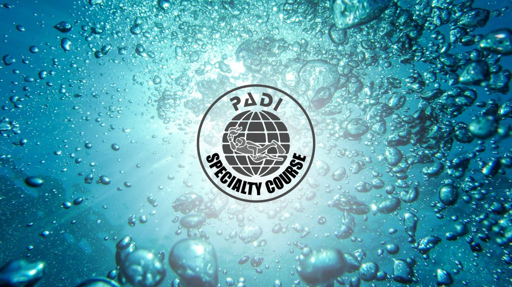 PADI Specialty Diver Course